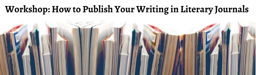 How to Publish Your Writing in Literary Journals cover