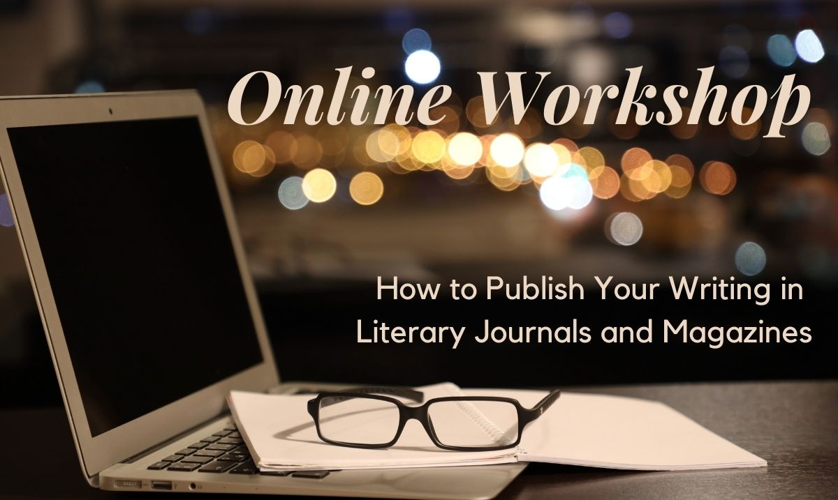 Workshop How to Publsih Your Work
